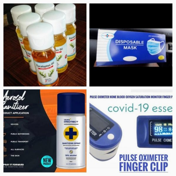 Covid 19 essential items. Must have in your homes