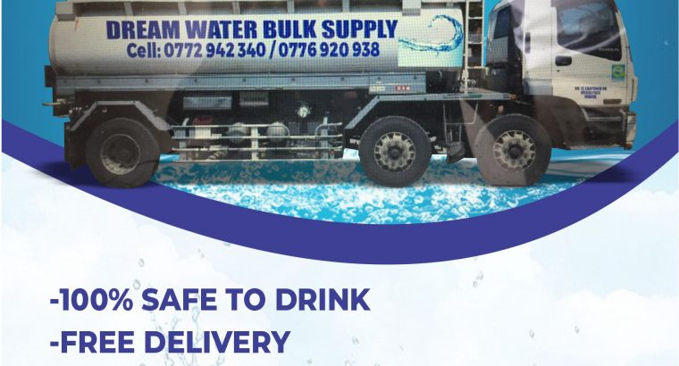 Bulk Water Delivery